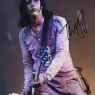 "Twiggy Ramirez (Marilyn Manson) 8 x 10"" Autographed Photo - (Ref:785)"