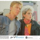 Out of Bounds Movie Still Anthony Michael Hall & Jenny Wright
