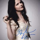 """Ginnifer Goodwin Once Upon A Time 8 x 10"""" Autographed Photo (Reprint:802) Great Gift Idea!"""
