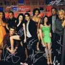 Firefly (Cast) Tudyk, Staite, Glau, Torres, Baldwin, Fillion, Mayher signed Photo (Reprint:803)
