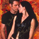 "Claudia Black & Ben Browder (Farscape) 8 x 10"" Autographed Photo (Reprint:804) Great Gift Idea!"