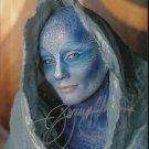 "Virginia Hay Farscape  8 x 10"" Autographed Photo - (Ref:805)"