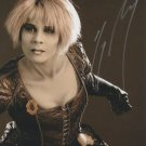 "Gigi Edgley Farscape  8 x 10"" Autographed Photo - (Ref:807)"