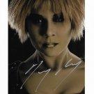 "Gigi Edgley Farscape  8 x 10"" Autographed Photo - (Ref:809)"