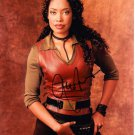 "Gina Torres (Firefly / Serenity) 8 x 10"" Autographed Photo (Reprint:822) Ideal for Birthdays & Xmas"