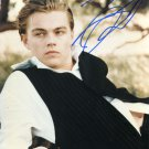"Leonardo DiCaprio (Total Eclipse / Shutter Island) 8 x 10"" Autographed Photo (Reprint :833)"