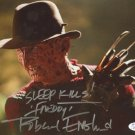 "Robert Englund A Nightmare on Elm St  8 x 10"" Autographed Photo (Reprint :836) Great Gift Idea!"