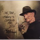 """Robert EnglunD 8 x 10""""  A Nightmare on Elm St Signed/ Autographed Photo - (Reprint:842)"""