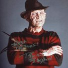 "Robert Englund A Nightmare on Elm St  8 x 10"" Autographed Photo - (Ref:844)"