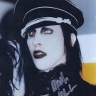 "Marilyn Manson 8 x 10"" Autographed  / Signed Photo (Reprint :855) FREE SHIPPING"