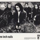 Nine Inch Nails Black & White Promo Photo #2