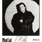 Meat Loaf Welcome To The Neighborhood Black & White  Promo Photo #2