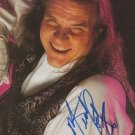 "Meat Loaf  8 x 10"" Autographed Photo (Reprint :ML13)"