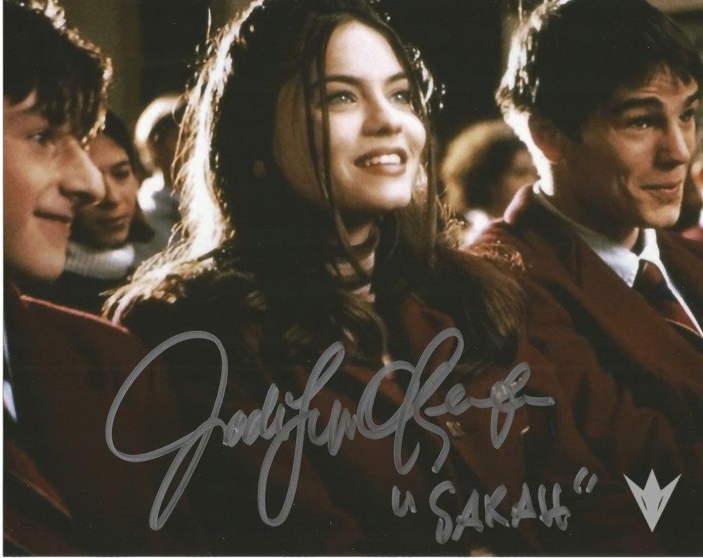 "Genuine Hand signed Jodi Lynn O'Keefe 8 x 10"" Autographed Photo Halloween H20: 20 Years Later"