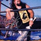 """Cactus Jack (Wrestler) 8 X 10"""" Autographed Photo (Reprint:880)"""