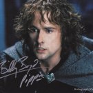 "Billy Boydy Lord Of The Rings 8 X 10"" Autographed Photo (Ref:882)"