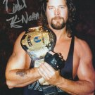 "Kevin Nash 8 X 10"" Autographed Photo Wrestling Autographs (Reprint:890) Great Gift Idea!"