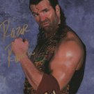 "Razor Ramon Scott Hall (American Wrestler) 8 X 10"" Autographed Photo (Ref:890)"
