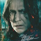 "Alan Rickman 8 X 10"" Autographed Photo Harry Potter, Alice in Wonderland, Die Hard (Reprint :905)"