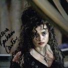 "Helena Bonham Carter - Bellatrck LaStrange (Harry Potter) 8 X 10"" Autographed photo (Reprint :909)"