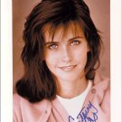 "Courtney Cox (Friends / Scream) 5 x 7"" Autographed photo (Ref:923)"