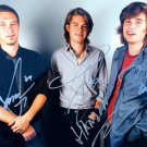 "Hanson Pop Group (Taylor Hanson, Issac Hanson, Zac Hanson) 8 x10"" Autographed Photo (Ref:927)"