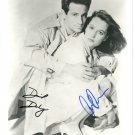 "David Duchovny & Gillian Anderson 8 x 10"" Autographed Photo (Reprint:941)"