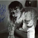 "Linda Blair 8 x 10"" The Exorcist Autographed Photo - (Ref:948)"