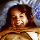 "Linda Blair 8 x 10"" The Exorcist Autographed Photo - (Ref:949)"