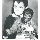 "Butch Patrick (Eddie Munster :The Munsters) 8 X 10"" Autographed Photo (Reprint:954)"