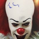 """Tim Curry Stephen Kings IT 8 X 10"""" Autographed Photo (Reprint:969) ideal for Birthdays & X-mas"""