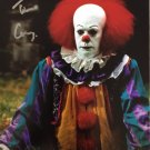 """Tim Curry Stephen Kings IT 8 X 10"""" Autographed Photo (Reprint :970) FREE SHIPPING"""