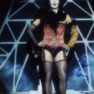 "Tim Curry 8 x 10"" The Rocky Horror Picture Show Autographed Photo - (Ref:972)"