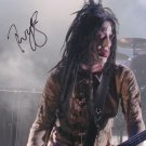 "Twiggy Ramirez (Marilyn Manson/ Perfect Circle) 8 x 10"" Autographed Photo (Reprint:973)"