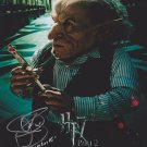"Warwick Davis (Harry Potter/ Leprechaun Star Wars ) 8 X 10"" Autographed photo (Reprint:977)"