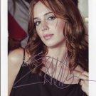 "Eliza Dushku (Buffy / Doll House) 8 X 10"" Autographed Photo (Reprint:994)"