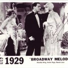 "Anita Page 8 x 10"" Autographed Photo Broadway Melody- (Ref:1010)"