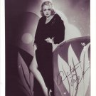 """Anita Page 8 x 10"""" Autographed Photo The Big Cage, Navy Blues - (Ref:1014)"""