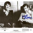 Hopscotch Cast x 2 Walter Matthau & Glenda Jackson Autographed Photo - (Ref:1015)