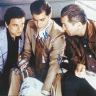 "The Good Fellas Cast x 3, Pesci, DeNiro & Liotta 8 x10"" Autographed Photo - (Reprint:1019)"