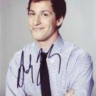 Andy Samberg Brooklyn Nine- Nine Autographed Photo - (Ref:1022)