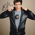 Andy Samberg Brooklyn Nine- Nine Autographed Photo - (Ref:1024)