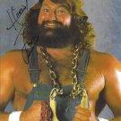 "HillBilly Jim (Wrestler) 8 x 10"" Autographed Photo (Ref: 1033)"