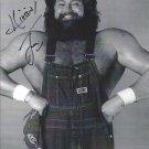 "HillBilly Jim (Wrestler) 8 x 10"" Autographed Photo (Ref: 1034)"