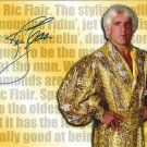 "Ric Flair Nature Boy (Wrestler) 8 x 10"" Autographed Photo (Reprint :1035)"
