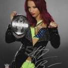 "Sasha Banks ( Female Wrestler) 8 x 10"" Autographed Photo (Ref:1038)"
