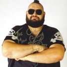 """George Gray """"The One Man Gang"""" (Wrestler) 8 x 10"""" Autographed Photo (Ref:1042)"""