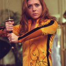 "Alyson Hannigan American Pie, Dead Man on Campus 8 x 10"" Autographed Photo (Reprint:1048)"
