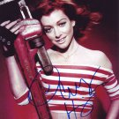 "Alyson Hannigan American Pie, Buffy The Vampire Slayer 8 x 10"" Autographed Photo (Ref:1052)"