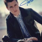 "Ansel Elgort 8 x 10"" Autographed Photo (Ref:1059)"